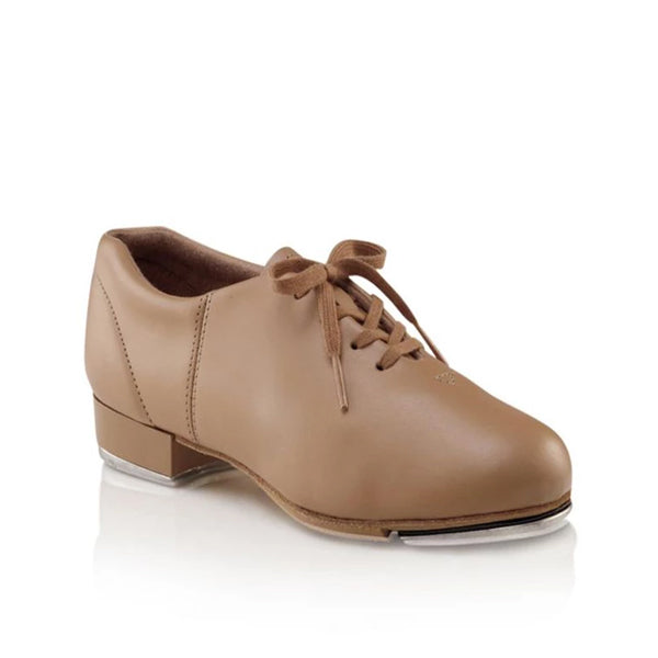 bloch s0301l ladies tap shoe tan color