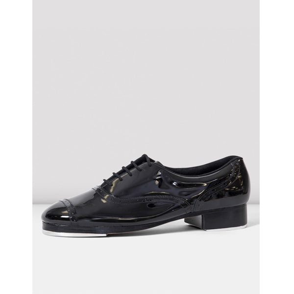 bloch s0313m black patent jason samuels smith tap shoes