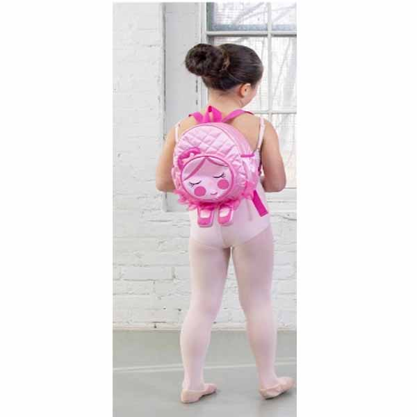 capezio b207 chloe backpack girl