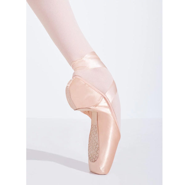capezio 1142 ava left sole view