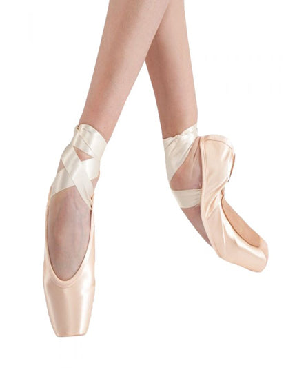 gaynor minden sleek fit pointe shoes