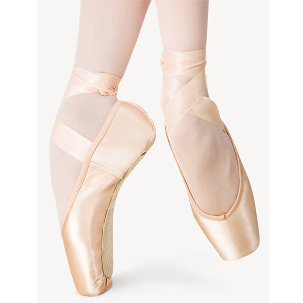 grishko triumph pointe shoe view
