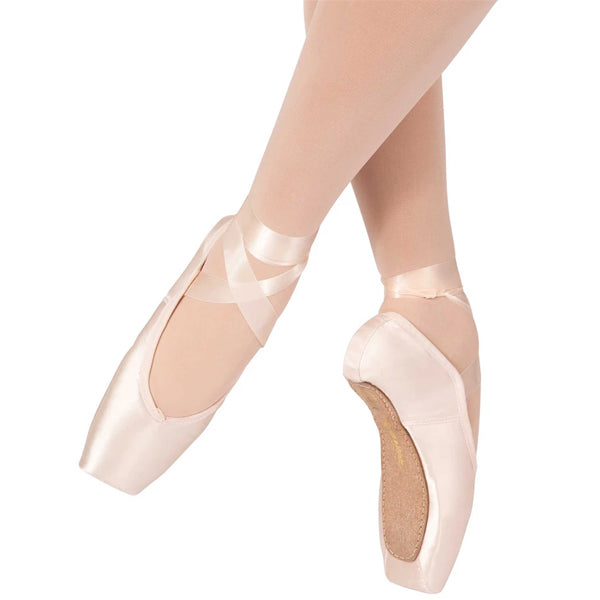 russian pointe almaz pointe shoe