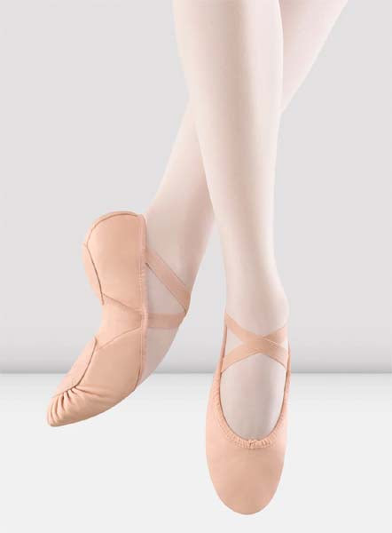 Bloch S0203G Prolite II Hybrid Girls Split Sole Ballet Slippers