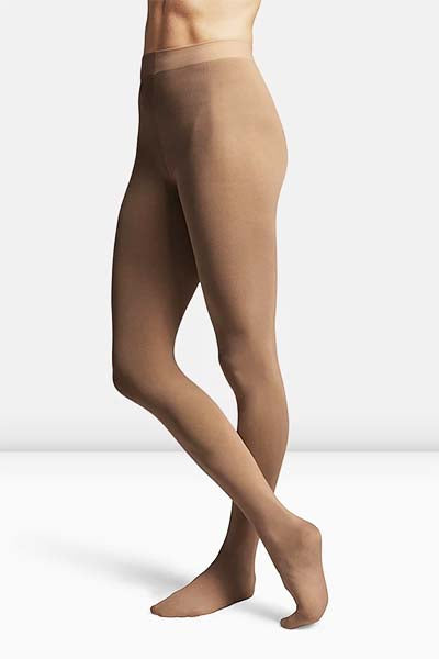 Bloch T0982G Girls Convertible Tights - 3 Pack