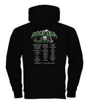 Load image into Gallery viewer, Green Reaper Lineup Hoodie