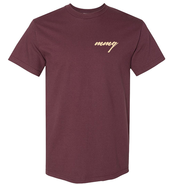 Maroon Puppers T-Shirt