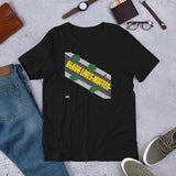 BLM Painted Street - Unisex T-Shirt