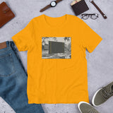 Handball Court - NYC Unisex T-Shirt