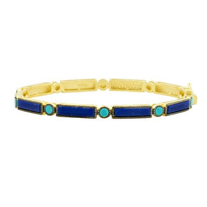 Freida Rothman Color Theory Baguette Bar Hinge Bangle