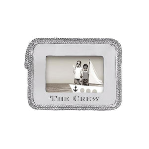 "Mariposa ""The Crew"" Rope Statement Frame"