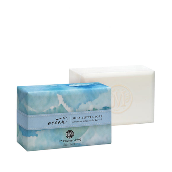 Mangiacotti Ocean Shea Butter Bar Soap
