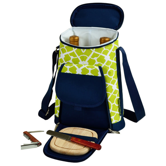 Picnic at Ascot Wine & Cheese Tote