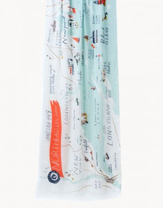 Spartina North Eastern Harbors Scarf
