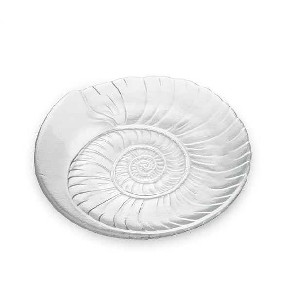 Simon Pearce Shell Platter
