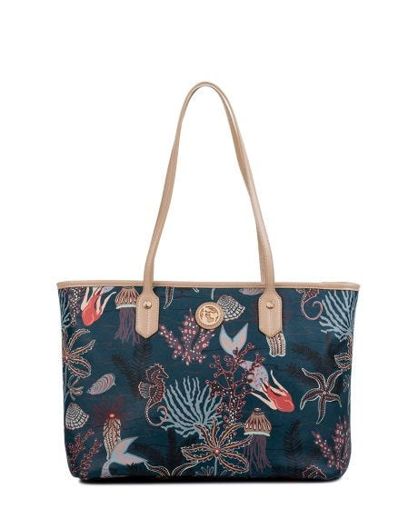 Spartina Mystic Mermaid Large Tote