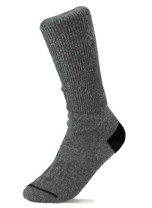 Shupaca Socks Business Charcoal Small