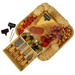 Picnic at Ascot Plymouth Cheese Board Set