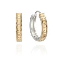 Anna Beck Classic Hinge Hoop Earrings