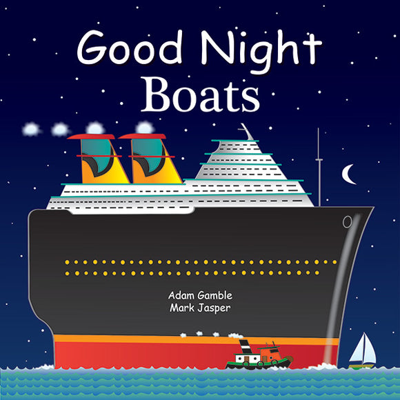Good Night Boats Book