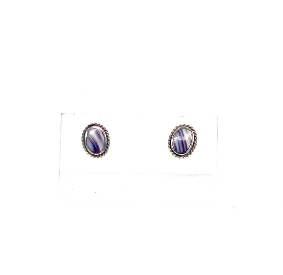 Barn Co Oval Bead Stud