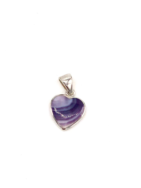 Barn Co Heart Pendant