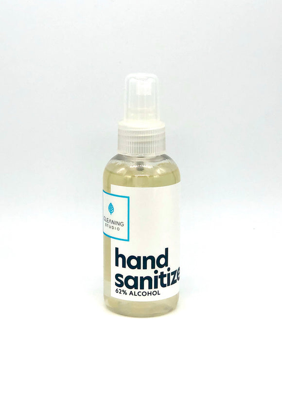 !Hand Sanitizer from The Cleaning Studio