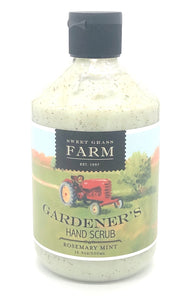Sweet Grass Farm Gardener's Collection Hand Scrub