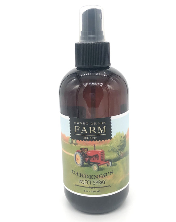 Sweet Grass Farm Gardener's Collection Insect Spray