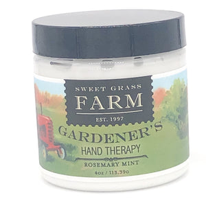 Sweet Grass Farm Gardener's Collection Hand Therapy