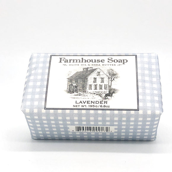Sweet Grass Farm Triple Milled Soap Lavender
