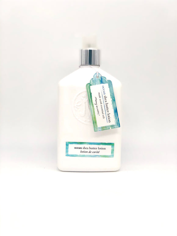 Mangiacotti Ocean Shea Butter Lotion