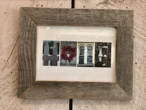 "Letters from the Cape ""Home"" Framed Sign"