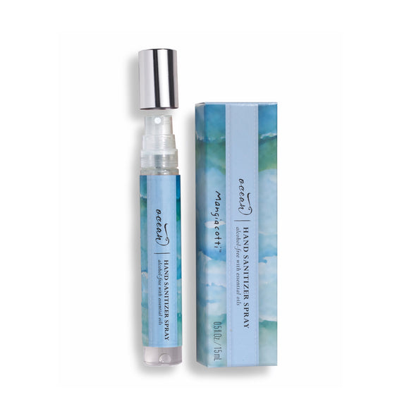 Mangiacotti Ocean Hand Sanitizer Spray