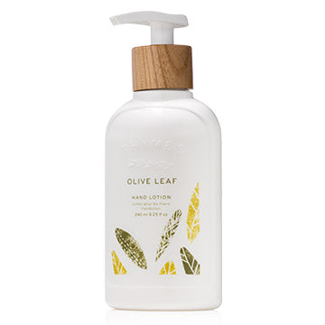 Thymes Olive Leaf Hand Lotion-Pump