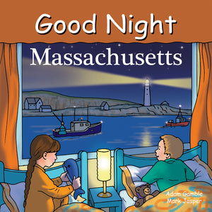 Good Night Massachusetts book