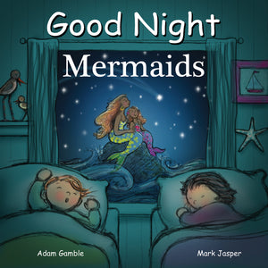 Good Night Mermaids Book
