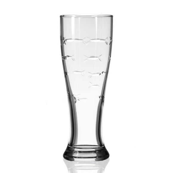 Rolf School of Fish Pilsner Glass