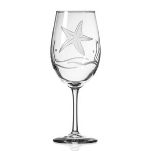 Rolf Starfish White Wine Glass