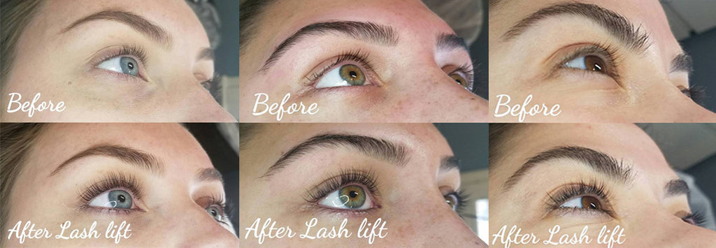 Lash lift Naples - Naples - South Florida