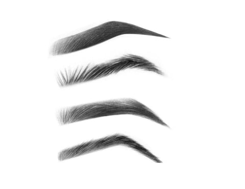 trending eyebrows