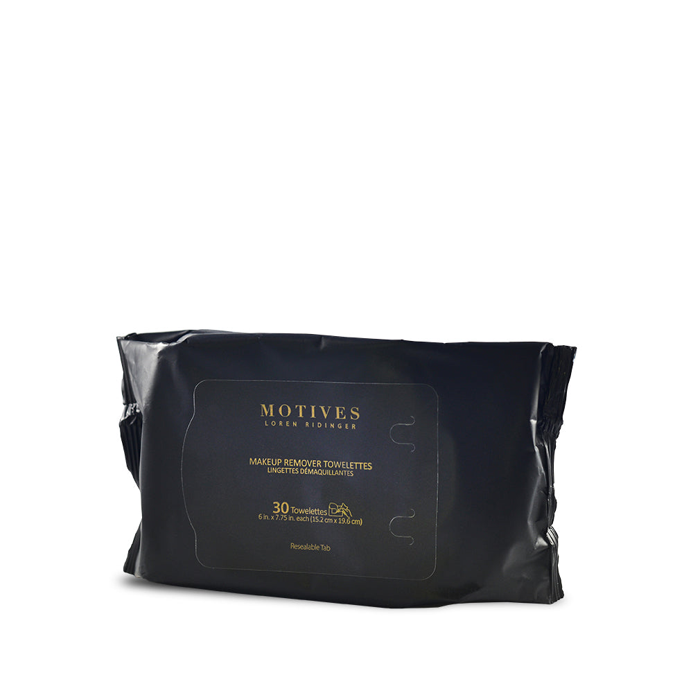 Motives Makeup Remover Towelettes
