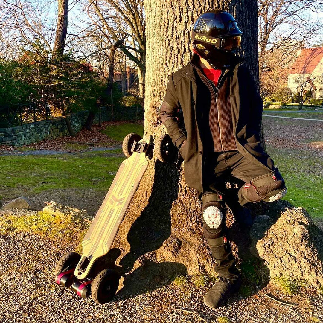 TheSilentGhostReaper awesome picture, protected by Nobleman professional eak8 protective gear