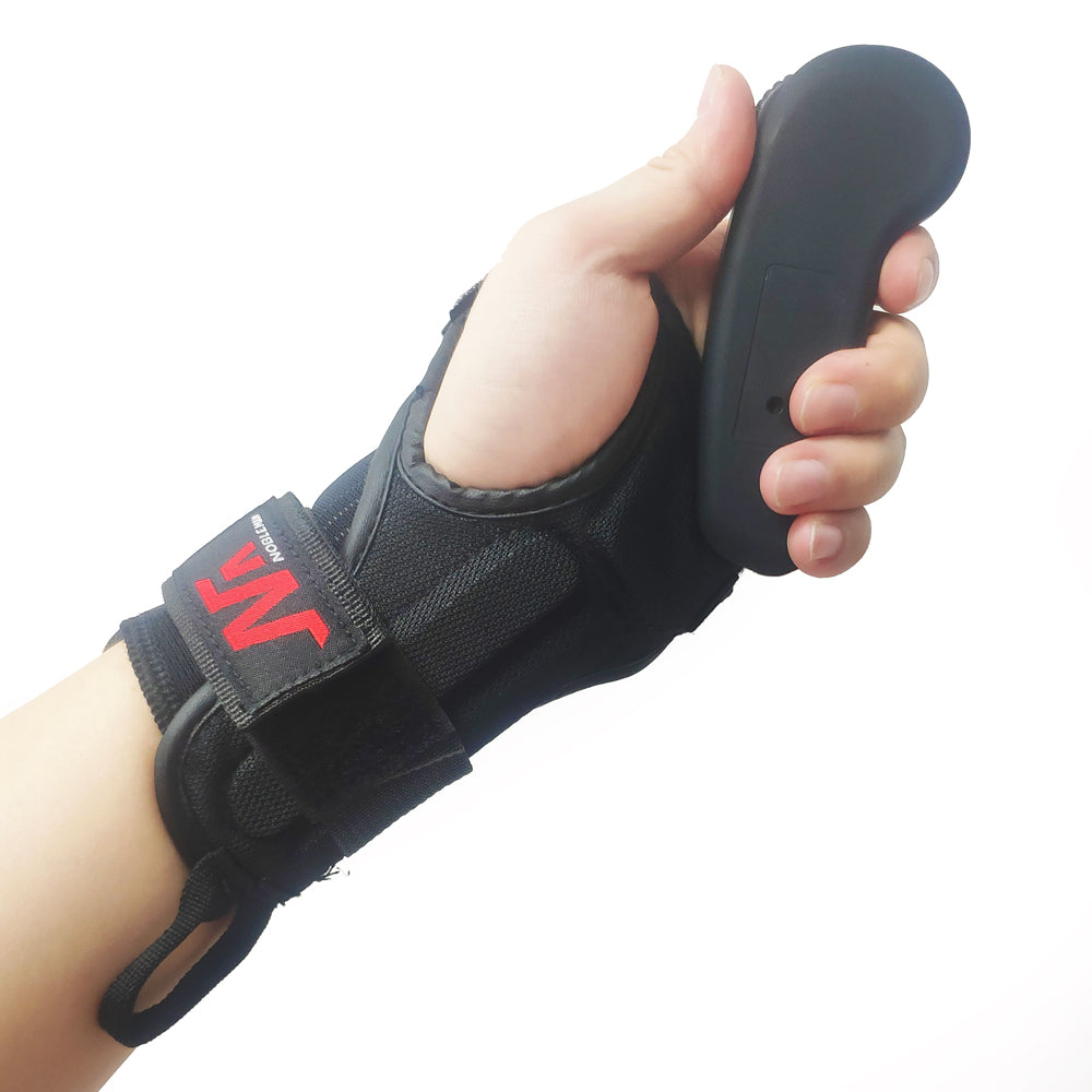Farway Impact Wrist Guard Protective Gear Wrist Brace Wrist Support for Skating Skateboard Skiing Snowboard Motocross Multi Sport Protection