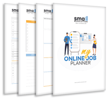 Load image into Gallery viewer, My Online Job Planner