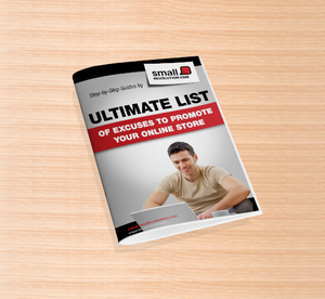 Ultimate List of Excuses to Promote Your Online Store