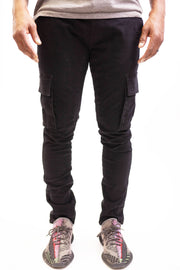 Groves Cargo Jean - Black