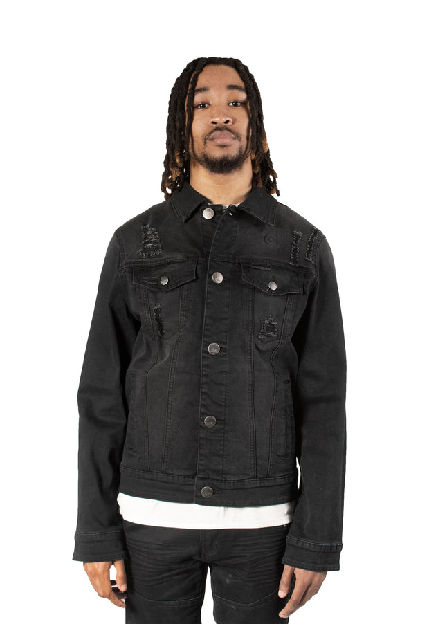 Riot Control Jacket - Caliber Denim Co.