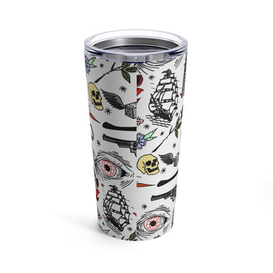 """Pirate Life"" Tumbler 20oz"