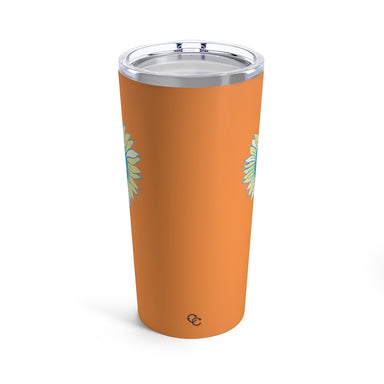 """Peace Flower"" Tumbler 20oz"